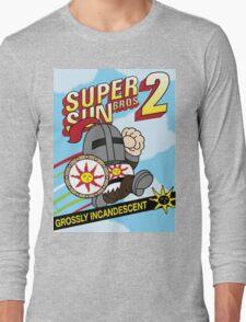 Super Sun Bro's 2 Long Sleeve T-Shirt