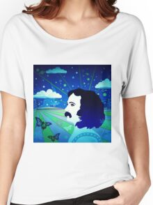 David And His Musical Visions Women's Relaxed Fit T-Shirt