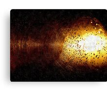 Not the Sun Canvas Print