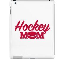 Hockey mom iPad Case/Skin