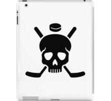 Hockey skull iPad Case/Skin
