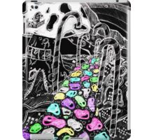 Magical world iPad Case/Skin