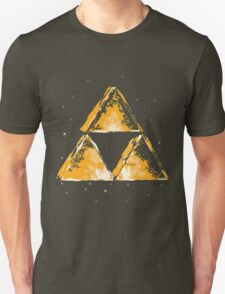 Triforce in Space  Unisex T-Shirt