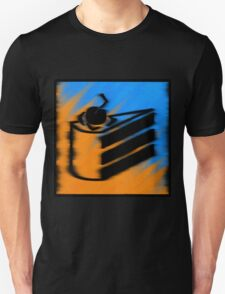 Orange and Blueberry Cake T-Shirt