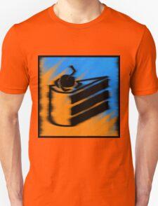 Orange and Blueberry Cake Unisex T-Shirt