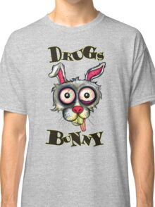 Drugs Bunny Classic T-Shirt