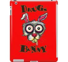 Drugs Bunny iPad Case/Skin
