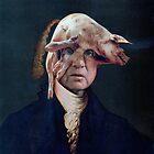 Francis Bacon 2. by Andreav Nawroski