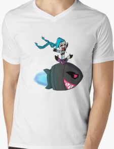 Jinx Mens V-Neck T-Shirt