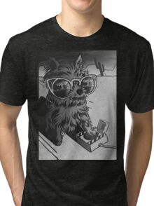 Blowing things up! Tri-blend T-Shirt