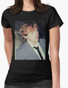 rupert grint Womens Fitted T-Shirt
