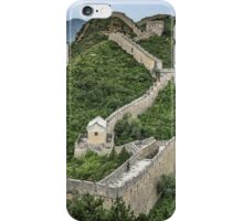 Great Wall, China iPhone Case/Skin
