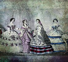 FASHIONABLE LADIES 4 by Tammera