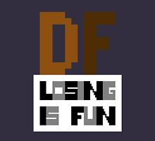 Dwarf Fortress - Losing is Fun Long Sleeve T-Shirt