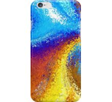 The Elements are Alive iPhone Case/Skin