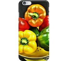 Bell Peppers 2 iPhone Case/Skin