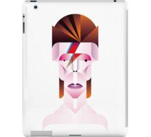 David Bowie (Aladdin Sane) iPad Case/Skin