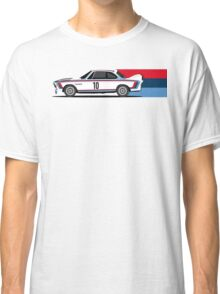 Classic Race Car with M Racing Livery Classic T-Shirt