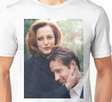 dana scully x files fox mulder Unisex T-Shirt