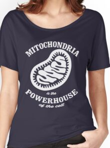 Mitochrondia - you know, it really IS the powerhouse of the cell! Women's Relaxed Fit T-Shirt