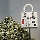 Bag and balls by Carol Dumousseau