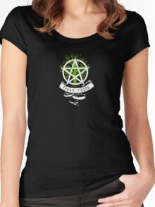 Pagan Pride Women's Fitted Scoop T-Shirt
