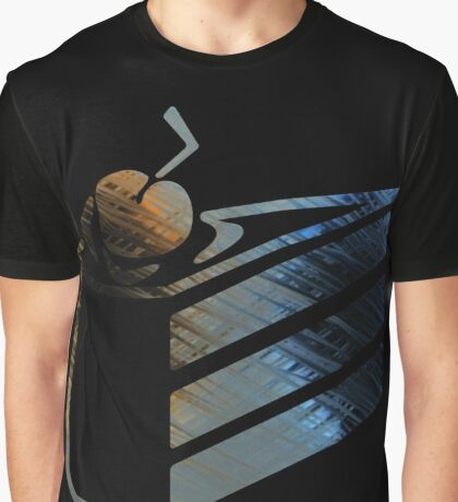 Portal Cake Graphic T-Shirt
