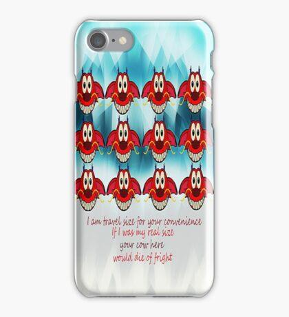 mushu emoji iPhone Case/Skin