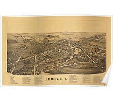 Le Roy New York (1892) Poster