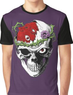 Berserk Skull Graphic T-Shirt