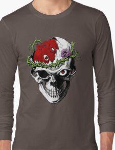 Berserk Skull Long Sleeve T-Shirt