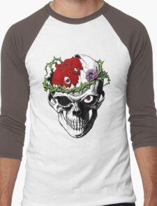 Berserk Skull Men's Baseball ¾ T-Shirt