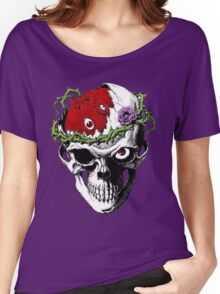 Berserk Skull Women's Relaxed Fit T-Shirt