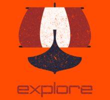 VHEH - Explore Kids Tee