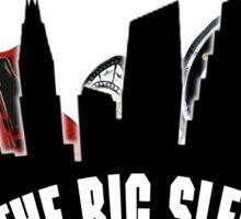 The Big Sleep SXSW 2012 Sticker