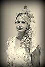 Portrait in Monochrome by Evita