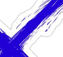 Homestuck Equius logo Sticker