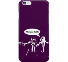 Reservoir Empire iPhone Case/Skin