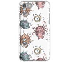 Beholder Pattern iPhone Case/Skin
