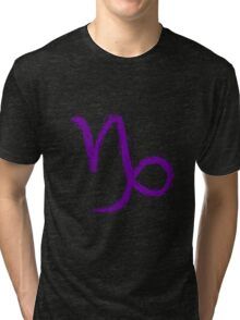 Homestuck Gamzee logo Tri-blend T-Shirt
