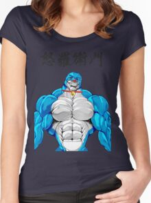 Doraemon that you never want Women's Fitted Scoop T-Shirt