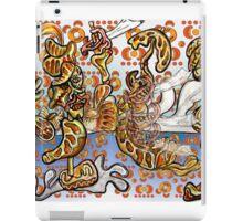 Attack of the Orange Slices iPad Case/Skin