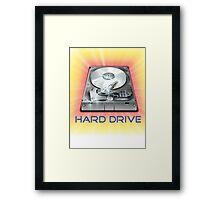 Hard Drive Framed Print