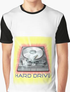 Hard Drive Graphic T-Shirt