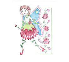 Folklore Friends {Farrah Fairy} Photographic Print