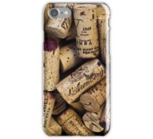 Wine Corks 2 iPhone Case/Skin