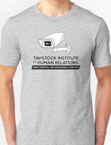 Tavistock Institute of Human Relations CCTV Unisex T-Shirt