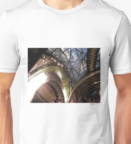 Abandoned City Hall Subway Station, New York City T-Shirt