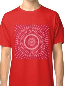 Red Reality Classic T-Shirt