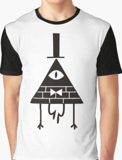 Bill cipher-[Style 1] Graphic T-Shirt